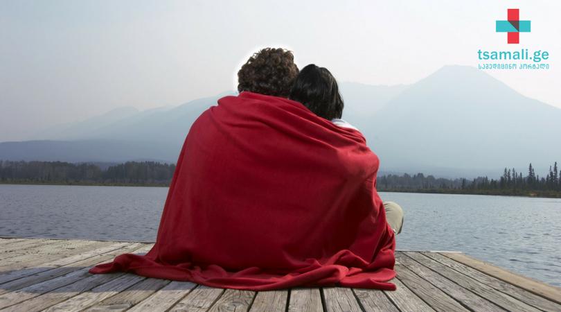 აირჩიეთ მამაკაცი, რომელსაც სიგიჟემდე სიყვარული შეუძლია