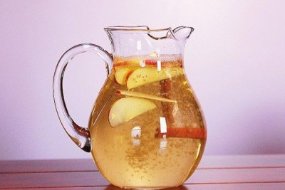 გინდ დაიჯერე გინდა არა მაგრამ ეს საუკეთესო გამახდუნებელი სასმელია!
