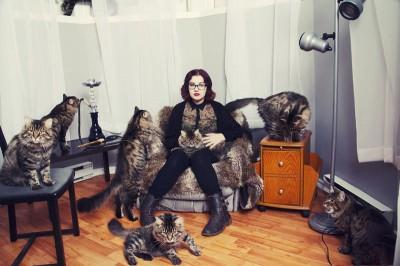 დამტკიცებულია: კატები ჩვენი მკურნალები არიან!