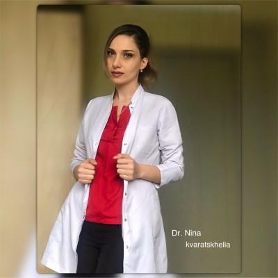 ექიმი ნინო კვარაცხელია